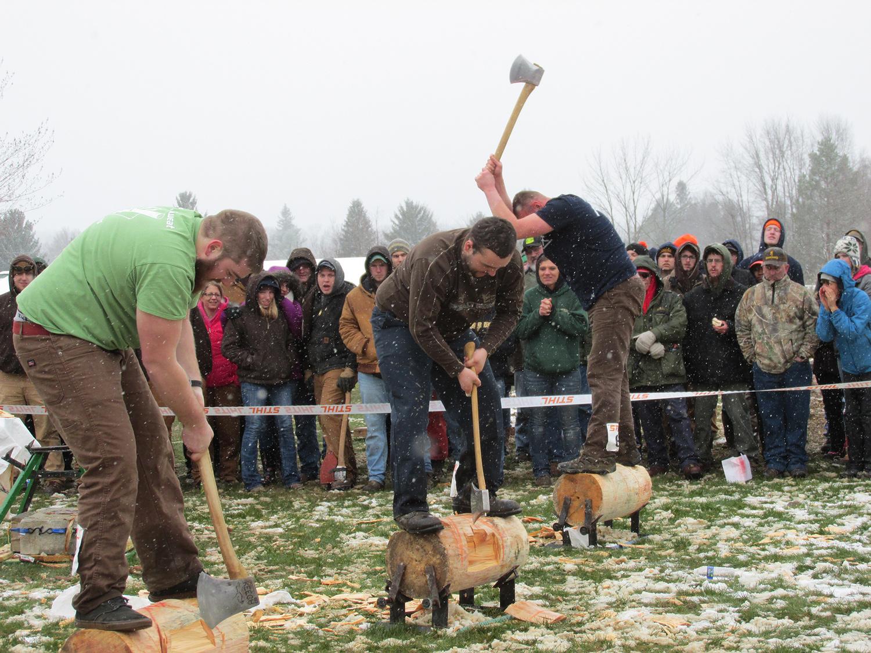 Penn College Timber Fest - Image
