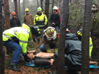 Advanced Logger Rescue Training @ Howard Volunteer Fire Company | Howard | Pennsylvania | United States